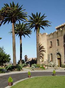 Localizaciones de catering: Castillo de Los Realejos