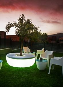 Localizaciones para catering en Tenerife: Azulon Chic